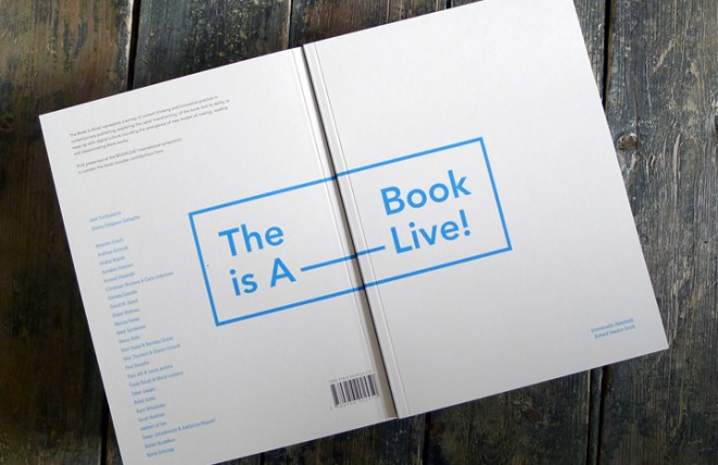 the book is alive web